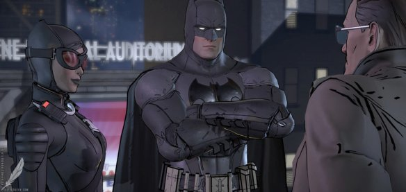 Batman the Telltale series - catwoman