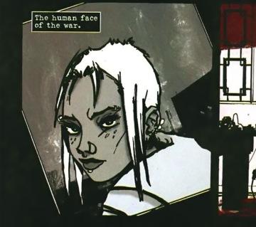 DMZ - Human Face of War