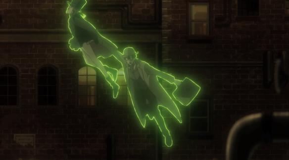 Princess Principal levitation