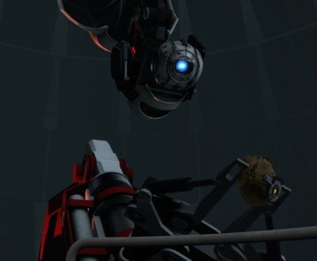 GLaDOS - Wheatley's toxic masculinity via TPW