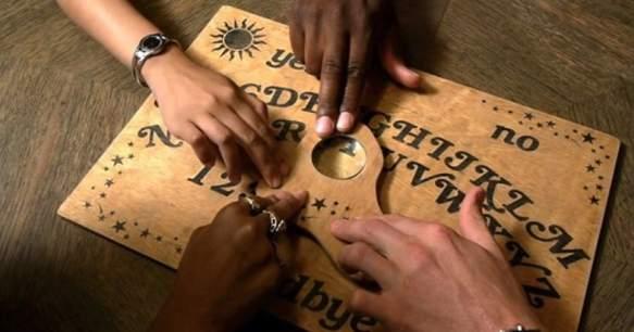 The Ouija Experiment Ouija Board