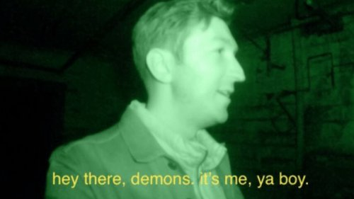 Buzzfeed Unsolved Paranomal Shane Is A Memer