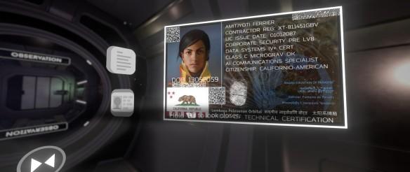 Tacoma - Amy credentials